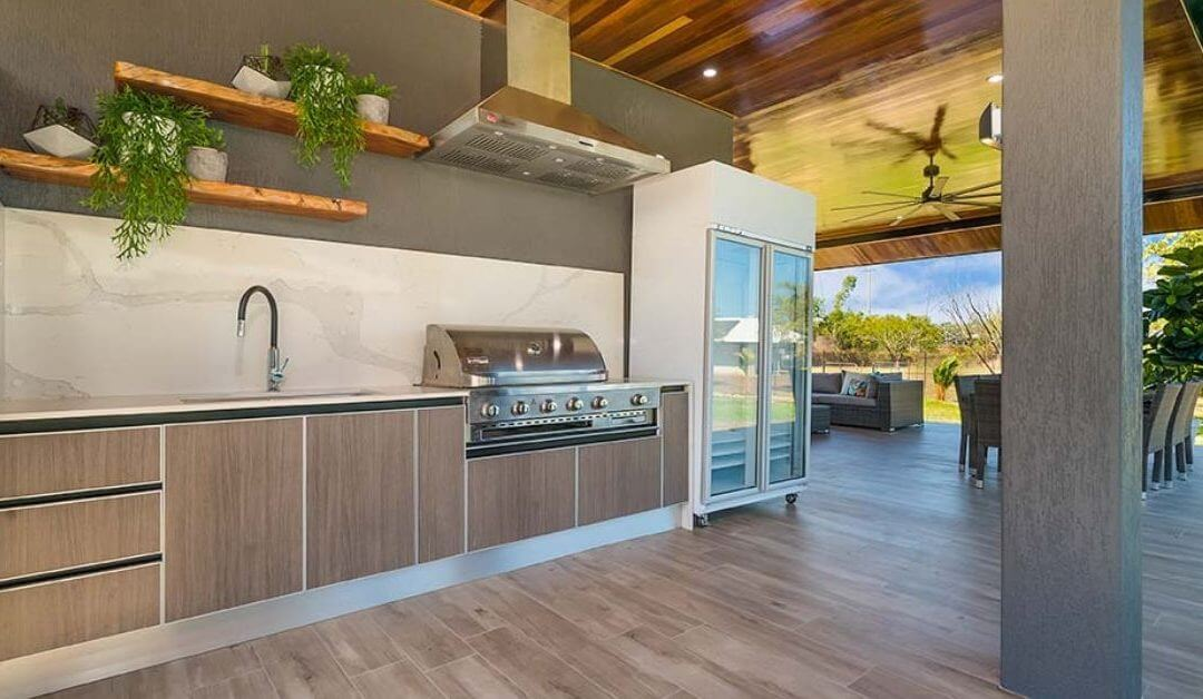 Tips on Creating a Beautiful Outdoor Kitchen